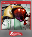 Surgeon Simulator 2013 Foil 7
