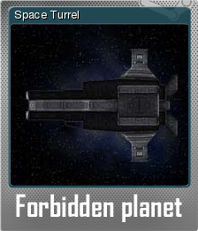 Forbidden planet Foil 3