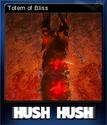 Hush Hush - Unlimited Survival Horror Card 06