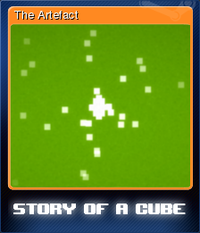 Story of a Cube Card 3