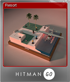 Hitman GO Definitive Edition Foil 6