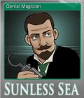 SUNLESS SEA Foil 4
