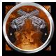 Ravaged Zombie Apocalypse Badge 5