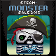 Monster Summer Sale Badge 0001