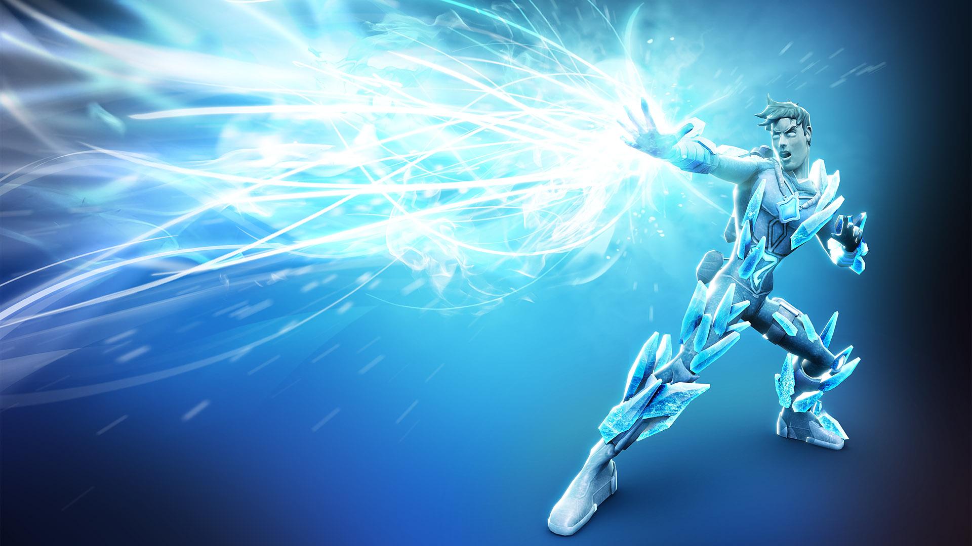 Zack Zero - Ice Power | Steam Trading Cards Wiki | FANDOM ...