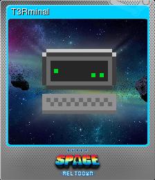 Super Space Meltdown Foil 1