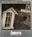 Omerta - City of Gangsters Foil 3