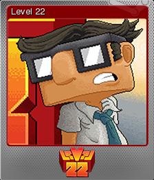 Level 22 Gary's Misadventure - 2016 Edition Foil 07
