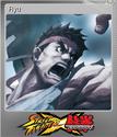Street Fighter X Tekken Foil 8