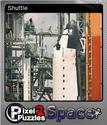 Pixel Puzzles 2 Space Foil 1