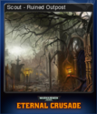 Warhammer 40,000 Eternal Crusade Card 2