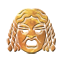 Rome Total War Emoticon Bearded