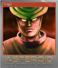 Asteroid Bounty Hunter Foil 8