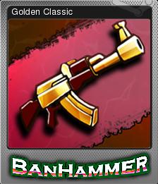 BanHammer Foil 3