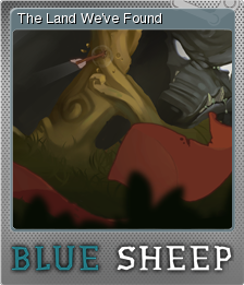 Blue Sheep Foil 1
