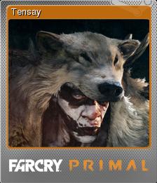 Far Cry Primal Foil 6