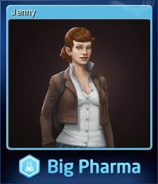 Big Pharma Card 03