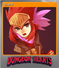 Dungeon Hearts Foil 1