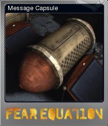 Fear Equation Foil 05