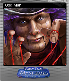 Fairy Tale Mysteries The Puppet Thief Foil 2