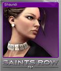 Saints Row IV Foil 7