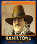 Hamilton's Great Adventure Card 5
