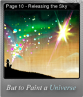 But to Paint a Universe Foil 11