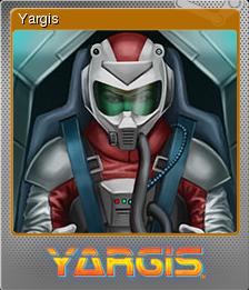 Yargis - Space Melee Foil 6