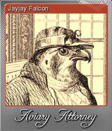 Aviary Attorney Foil 1