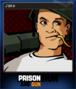 Prison Run and Gun Card 1