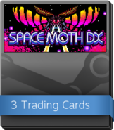Space Moth DX Booster Pack