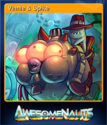 Awesomenauts Card 11