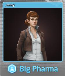 Big Pharma Foil 03