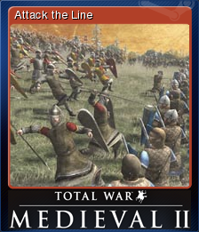 Medieval II Total War Card 1