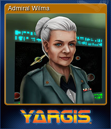 Yargis - Space Melee Card 5
