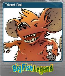 Big Fish Legend Foil 2