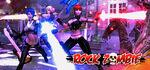 Rock Zombie Logo