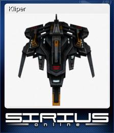 Sirius Online Card 7