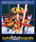 Drunken Robot Pornography Card 1