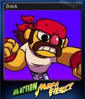 Big Action Mega Fight! Card 1