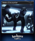Hooligan Fighters Card 7