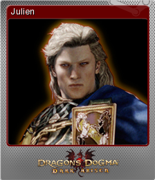 Dragon's Dogma Dark Arisen Foil 7
