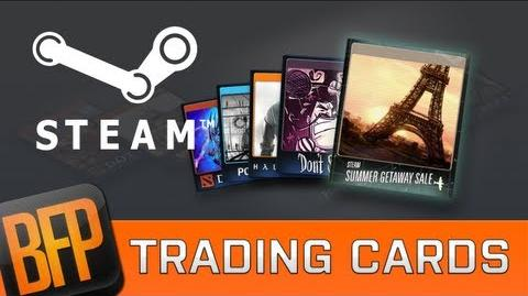 Steam Trading Cards - What are they?