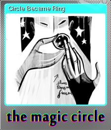 The Magic Circle Foil 4