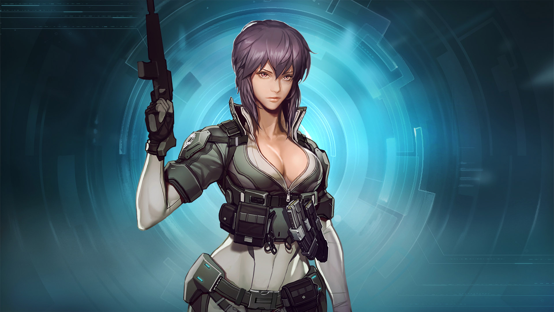 Image - Ghost in the Shell Stand Alone Complex - First Assault ...