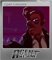 Agent Awesome Foil 1
