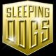 Sleeping Dogs Badge Foil