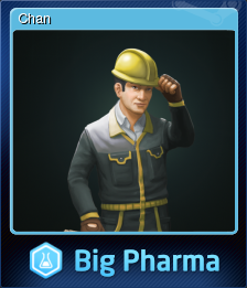 Big Pharma Card 02