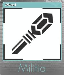 Militia Foil 09