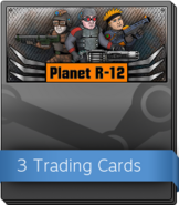 Planet R-12 Booster Pack